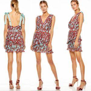 La Maison Talulah Superbloom Mini Dress Sz 2XL